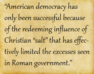 Christianity Vs. Government