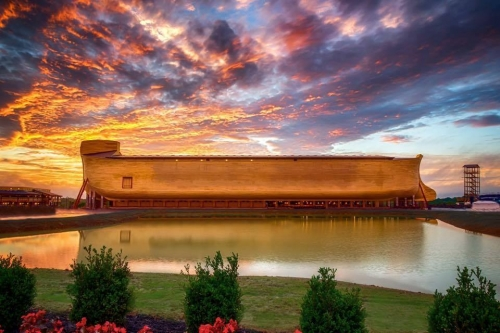 The Ark Encounter: A Timber Frame Testimonial
